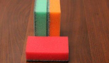 Limpeza mais eficiente: confira o teste das esponjas