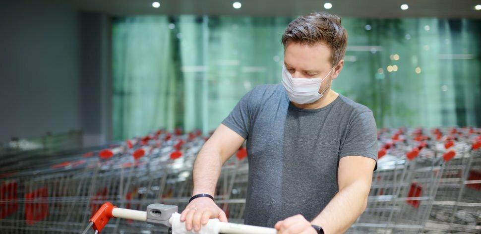 Pandemia trouxe nova realidade ao setor supermercadista