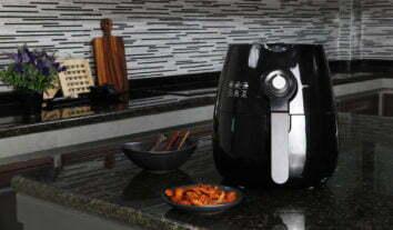 Fritadeiras elétricas estão cada vez melhores